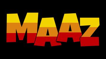 Maaz jungle logo