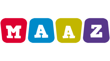 Maaz kiddo logo