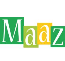 Maaz lemonade logo