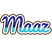 Maaz raining logo