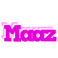 Maaz rumba logo