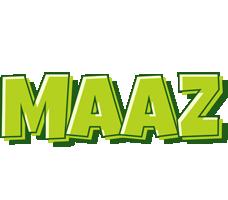 Maaz summer logo