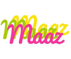 Maaz sweets logo