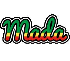 Mada african logo