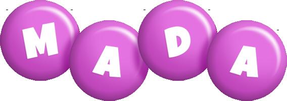 Mada candy-purple logo