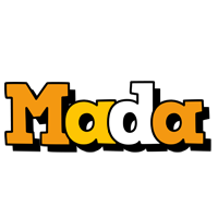 Mada cartoon logo