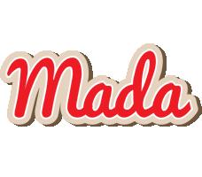 Mada chocolate logo