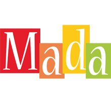 Mada colors logo