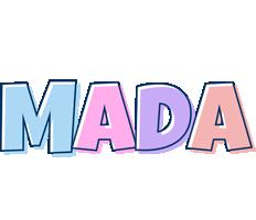 Mada pastel logo