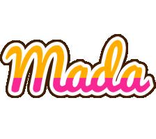 Mada smoothie logo