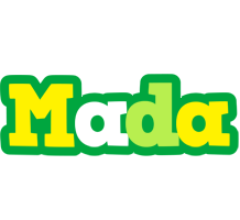 Mada soccer logo