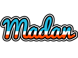 Madan america logo