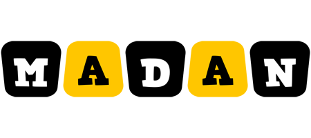 Madan boots logo