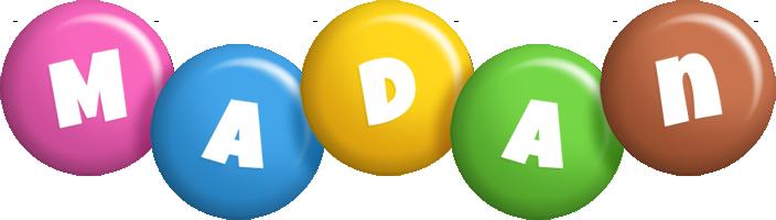 Madan candy logo
