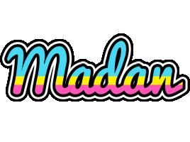 Madan circus logo