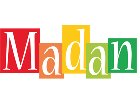Madan colors logo