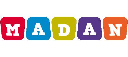 Madan daycare logo