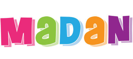 Madan friday logo