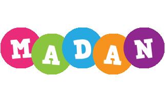 Madan friends logo