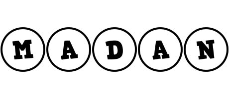 Madan handy logo
