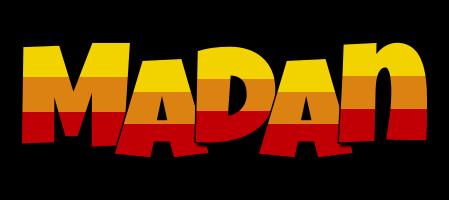 Madan jungle logo