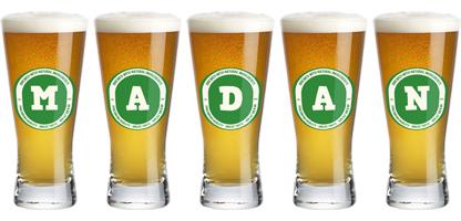 Madan lager logo