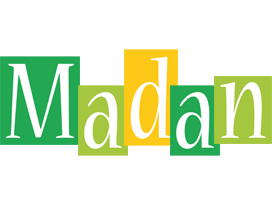 Madan lemonade logo