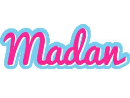 Madan popstar logo