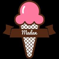Madan premium logo