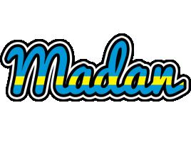 Madan sweden logo