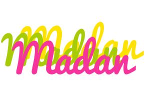Madan sweets logo