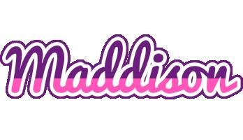 Maddison cheerful logo