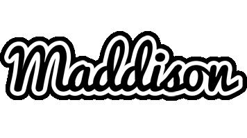 Maddison chess logo