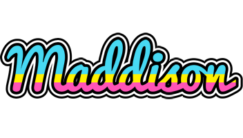 Maddison circus logo