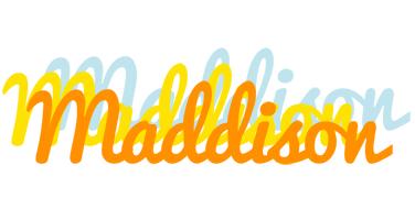 Maddison energy logo