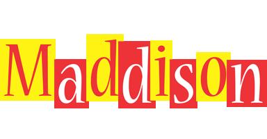 Maddison errors logo