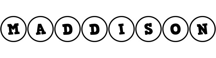 Maddison handy logo