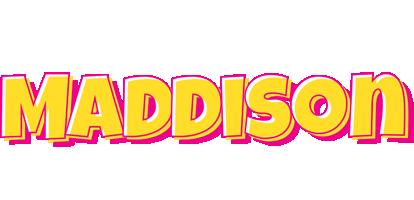 Maddison kaboom logo