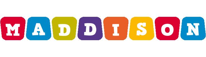 Maddison kiddo logo