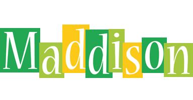Maddison lemonade logo