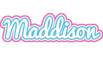Maddison outdoors logo