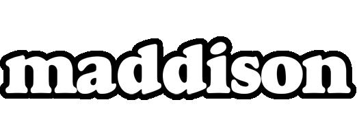 Maddison panda logo