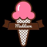 Maddison premium logo
