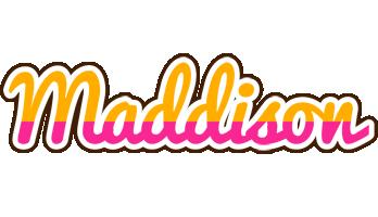 Maddison smoothie logo