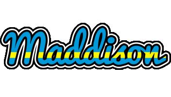 Maddison sweden logo