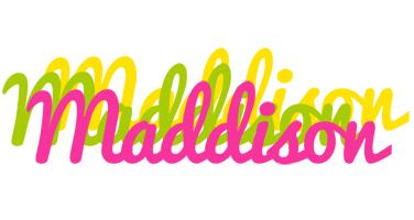 Maddison sweets logo