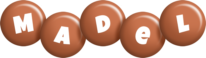 Madel candy-brown logo