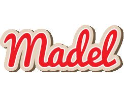 Madel chocolate logo