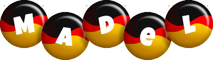Madel german logo