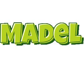 Madel summer logo